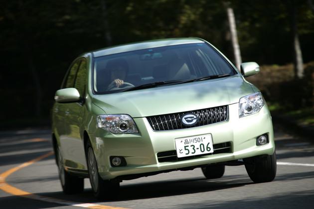 トヨタ カローラアクシオ 試乗レポート