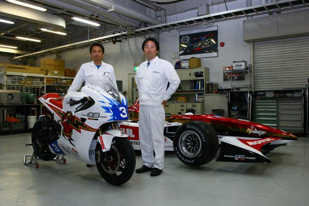 M-TEC モータースポーツ事業部長 勝間田 聡 インタビュー