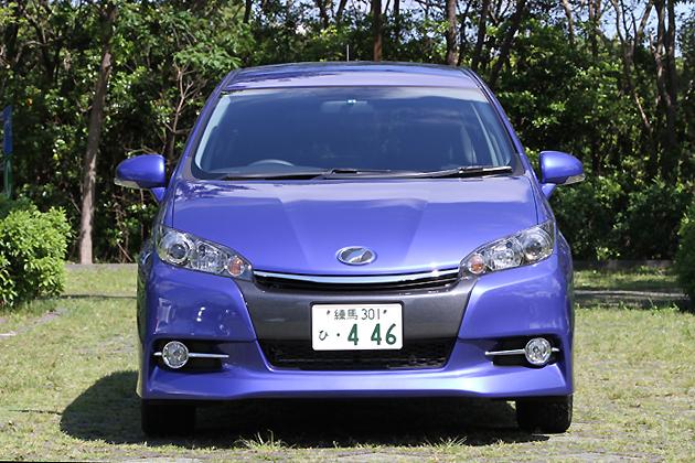 トヨタ 新型ウィッシュ 1.8S
