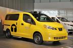 日産 NV200「ニューヨークタクシー」発表会速報