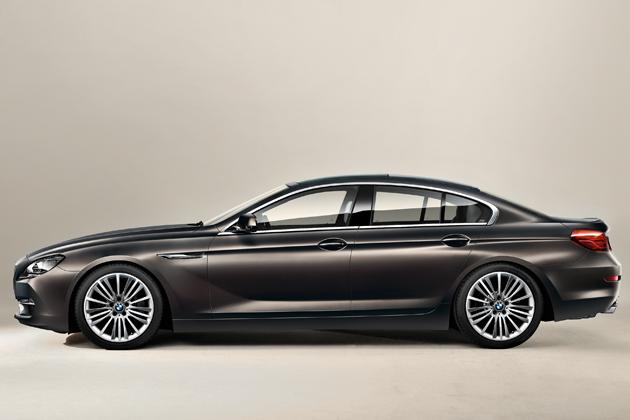 BMW 新型『6シリーズ グラン クーペ』