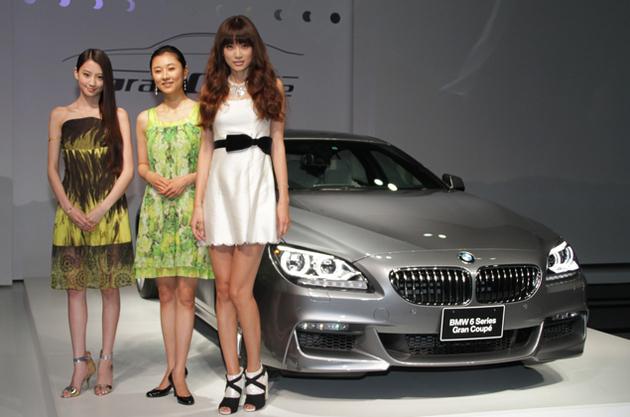 BMW 新型6シリーズ 『グラン クーペ』発表会速報