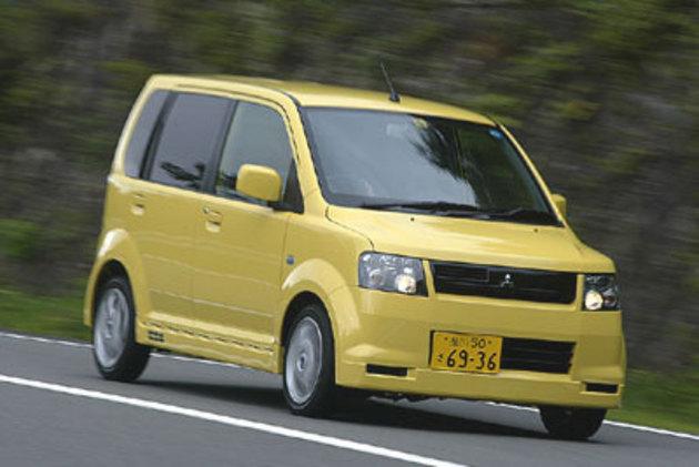 三菱 eKスポーツ 試乗レポート