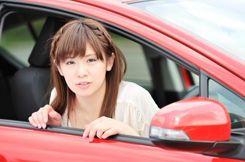 「実はワタシ駐車が苦手なの・・・。 お願いっ、助けて!」   かしこまりました。私が千夏さんのために、人肌脱ぐでありんすよ!