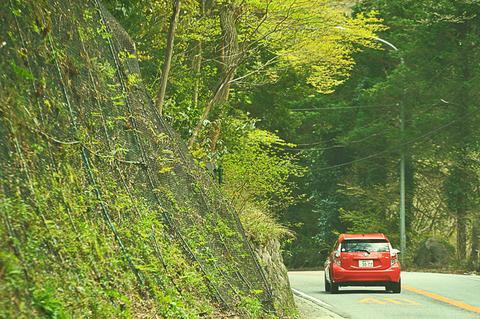 「ねぇ、また、こようね♪アクア!」   ・・・アクア???   チーン。。。  素敵なドライブをありがとう、千夏ちゃん。   END