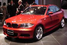 BMW 1シリーズ・クーペ 新車発表会速報