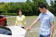 飯田章氏の愛車「86 水戸納豆 AT号」