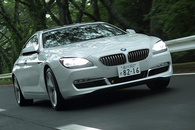 BMW 6シリーズグランクーペ(640i Gran Coupé)走行シーン3