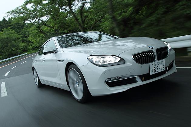 BMW bmw 6シリーズグランクーペ試乗 : autoc-one.jp