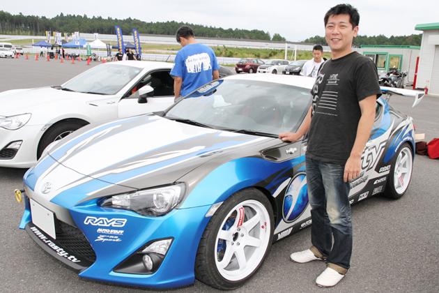 「みんなのオーナーズクラブ」特別編 ネッツ千葉「トヨタ 86 サーキット試乗会」レポート