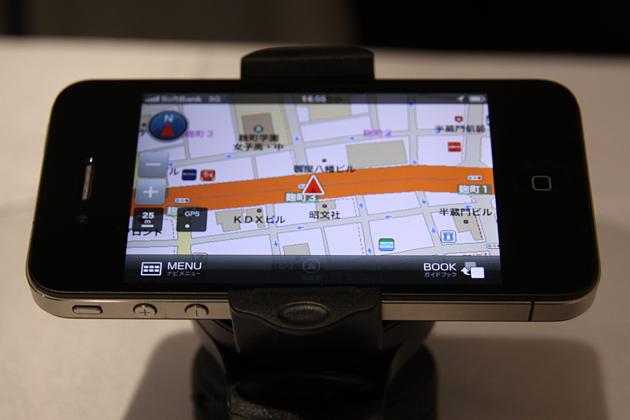 Wi-Fi運用でも大丈夫!オフラインで使えるi-Phone向けカーナビアプリ「マップルナビS」
