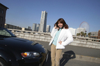 竹岡圭のドライブvol.23 オープンカー→オシャレ→海→横浜