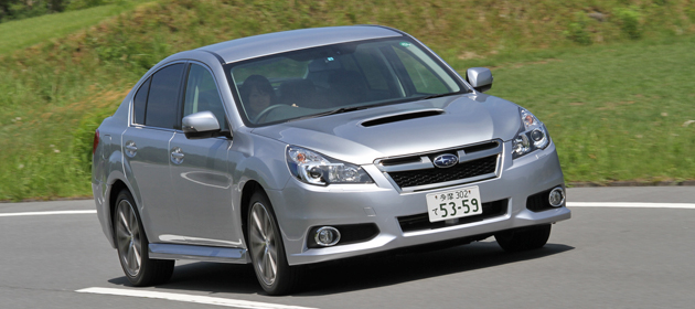 スバル 新型 レガシィB4 2.0GT DIT 試乗レポート/藤島知子