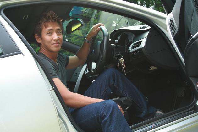 平中克幸選手/今井優杏の「あなたの愛車教えてください!」