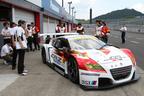 無限、レーシングハイブリッド「MUGEN CR-Z GT」公開 -スーパーGT GT300クラスに参戦-
