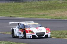 無限 スーパーGT GT300参戦マシン「MUGEN CR-Z GT」ツインリンクもてぎにてテスト走行(2012年7月4日)