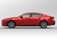 新型「マツダ アテンザ(Mazda6)」2013年モデル[2012モスクワモーターショー出展車] サイドビュー