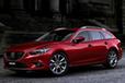 新型「マツダ アテンザ(Mazda6)ワゴン」(欧州仕様車)
