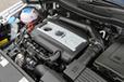 「フォルクスワーゲン CC」1.8リッター直列4気筒DOHCインタークーラーターボエンジン