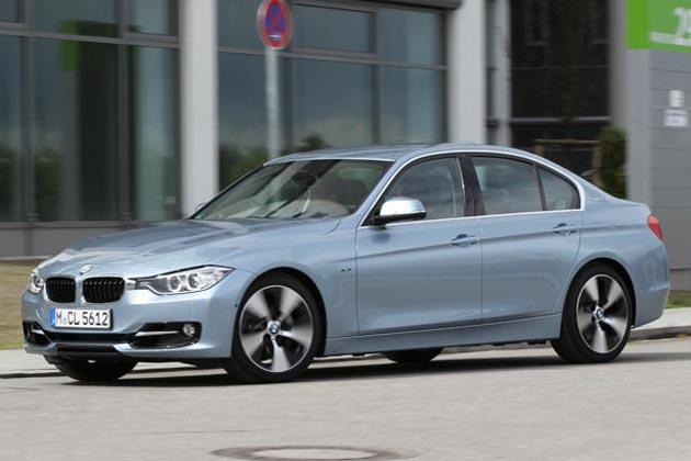 BMW Active Hybrid 3 試乗レポート / 西川淳