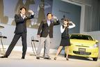 三菱「ミラージュ」新型車速報~合言葉は「乗って!ミラージュ!!」~