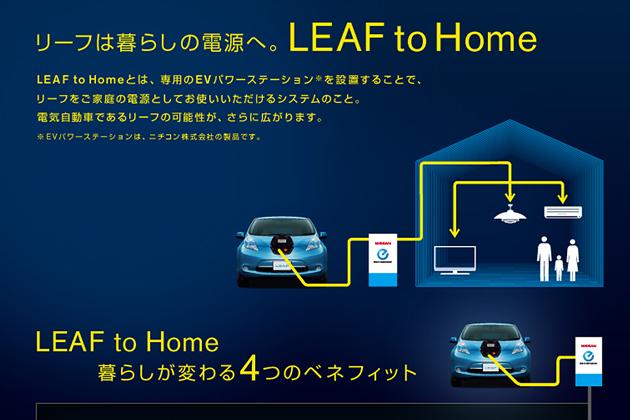 LEAF to Homeはこんな仕組み【日産自動車 ゼロエミッション事業本部 シニアエンジニア 柳下謙一 インタビュー】