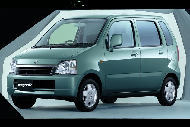 発電するエコカー!?まもなく新型ワゴンR発表!スズキ ワゴンR 歴代モデル特集