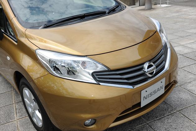 新型ノート(日産) 新型車解説(2012年フルモデルチェンジ)