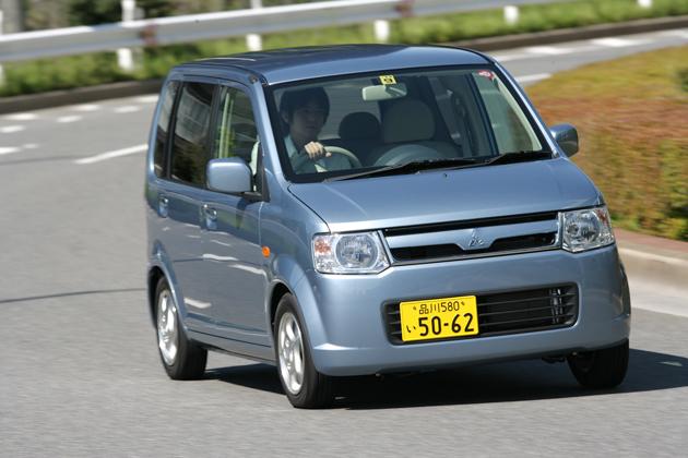 三菱 ekワゴン 試乗レポート