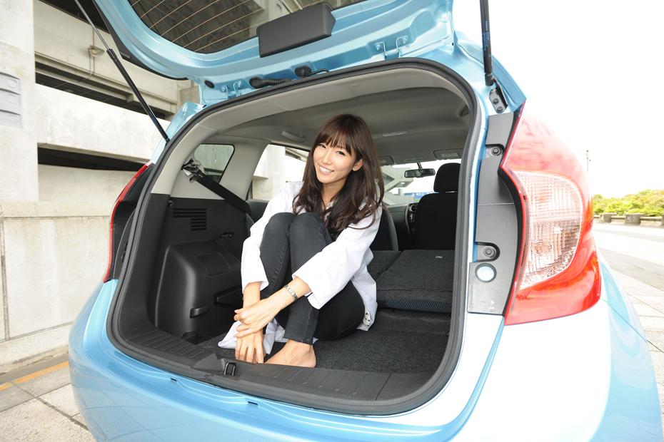 日産 ノート/美波千夏の新型車診察しちゃうぞ!