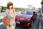 【俺たち!妄想族】トヨタ86で安枝瞳とドライブデート♪