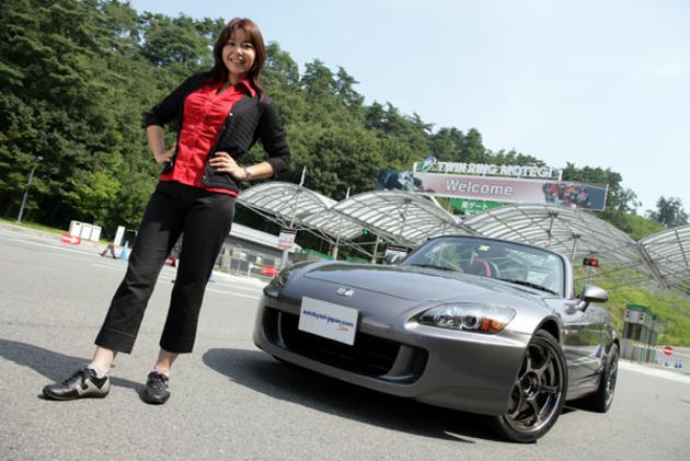 NAVER まとめ竹岡圭 女性自動車評論家【まとめ】