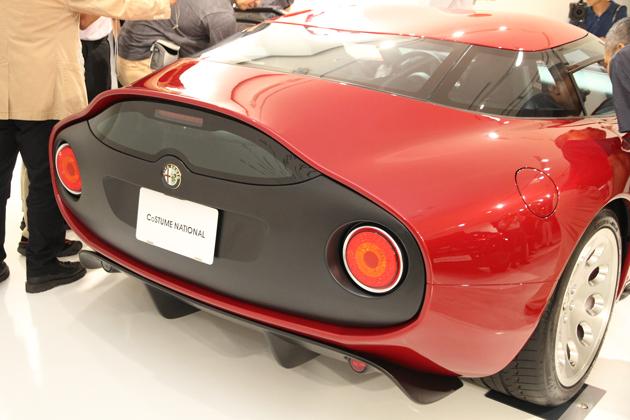 [CoSTUME NATIONAL x Alfa Romeo Welcomes TZ3 Stradale to JAPAN]アルファ ロメオ TZ3 ストラダーレ