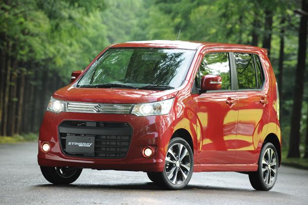 スズキ 新型ワゴンR 新型車解説 -燃費は軽ワゴントップの28.8km/L!-