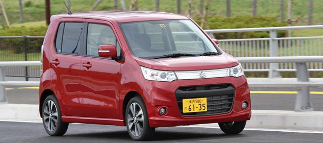 スズキ 新型 ワゴンR・ワゴンRスティングレー[5代目・2012年モデル] 試乗レポート/国沢光宏