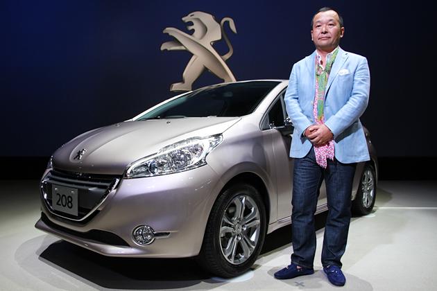 プジョー 208 新型車速報 ~プジョーのミニバン「5008」も来春日本導入!~