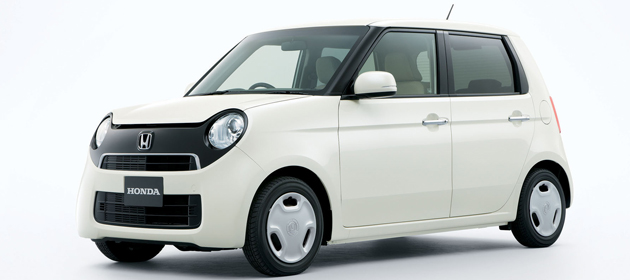 【11月1日更新 スクープ!】ホンダの新型軽自動車「N ONE(エヌ・ワン)」いよいよ11月にデビュー!