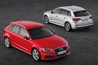 Audi 新型 A3スポーツバック / 新型 S3をパリモーターショーでワールドプレミア