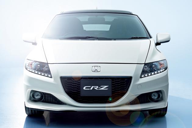 ホンダ 新型CR-Z(2012年マイナーチェンジ)新型車解説 ~第2世代CR-Zはリチウムイオン電池搭載+「PLUS SPORT」ブーストボタンを追加!~