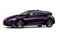 ホンダ 新型CR-Z α-Master label/ボディカラー:プレミアムノーザンライツバイオレット・パール