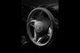 ホンダ 新型CR-Z/[ホンダアクセス] ステアリングホイール(本革製/ブラック・シルバーステッチ)