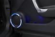 ホンダ 新型CR-Z/[ホンダアクセス] LEDスピーカーリング&ドアポケットイルミネーション