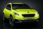 プジョー、パリショー2012出展概要を発表 ~「RCZ」をフェイスリフト、小型SUV「3008」コンセプトも登場~