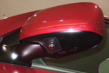 サイドミラー超広角カメラ