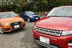 悪路を走る性能を備え、なおかつ舗装路の走りも上質な先進の輸入SUV3モデルを比較チェック