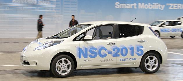 最先端ITの総合展示会「CEATEC JAPAN(シーテックジャパン) 2012」現地レポート ~スマホでEVを自動運転!?~