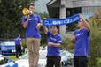 こちらが来場者に配られた特製のCLUBRZタオル♪[CLUBRZ「目指せBRZ100台集合ミーティング」:2012年10月6日(土)]