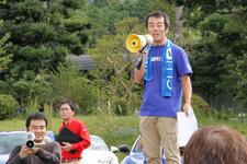 吉田寿博選手[CLUBRZ「目指せBRZ100台集合ミーティング」:2012年10月6日(土)]
