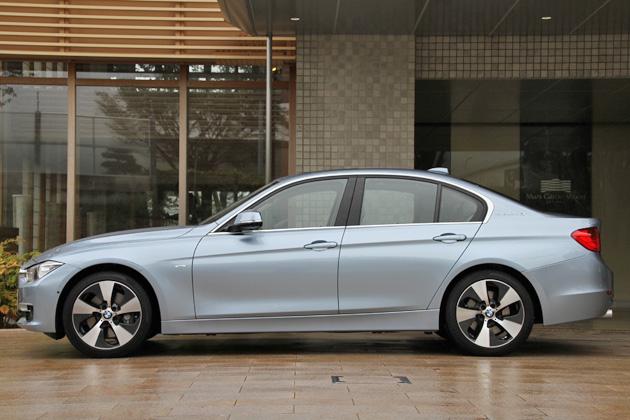 BMW ActiveHybrid 3 サイド・エクステリア