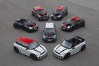 ミニ、「MINI John Cooper Works」の全モデルに、オートマチックトランスミッション搭載モデルを追加